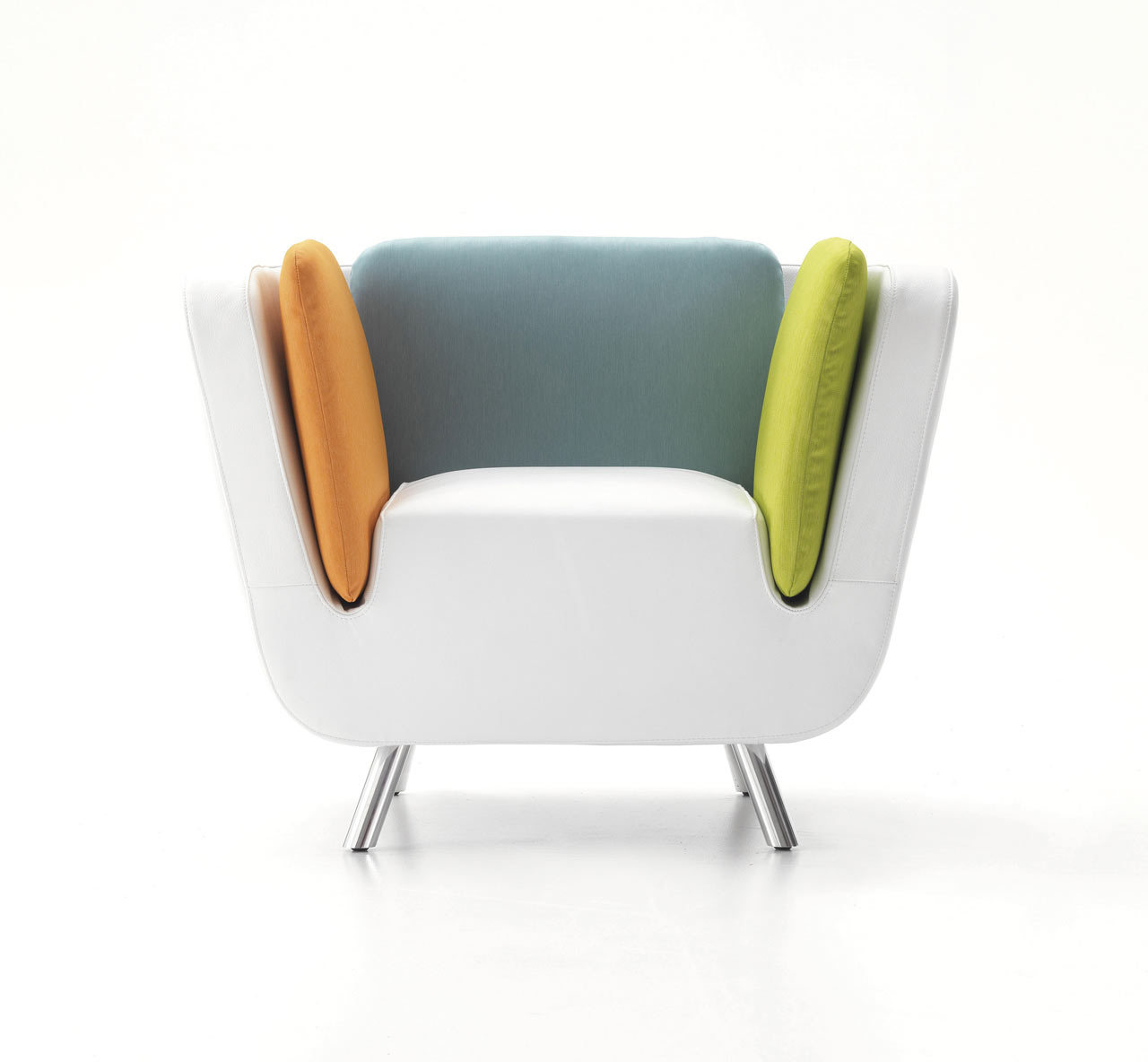 143047854491 – nook armchair by karim rashid