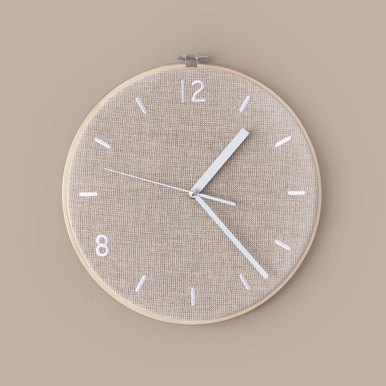161998072146 – cho hyung suk fabric clock for munito